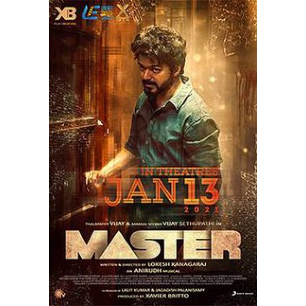 Master Tamil Movie