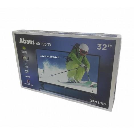 "ABANS HD LED TV 32"" 32MS316"