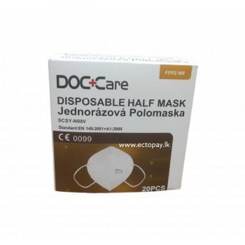 DOC+Care DISPOSABLE FASE MASK LOOP (20 Pcs)